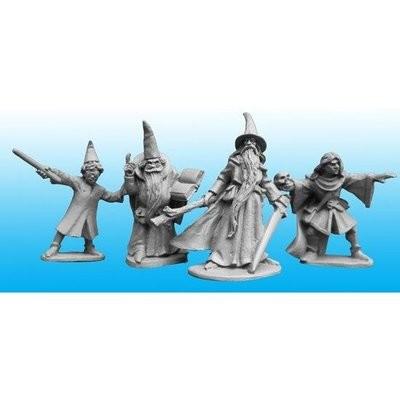 Wizards and Apprentices - Fantasy - Copplestone Castings