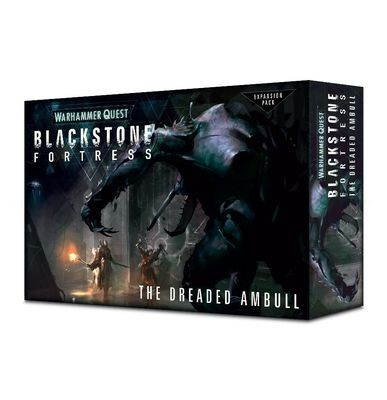 Warhammer Quest: Blackstone Fortress – The Dreaded Ambull (Englisch) Erweiterung - Warhammer 40.000 - Games Workshop