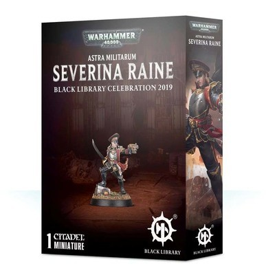 Severina Raine - Warhammer 40.000 - Games Workshop