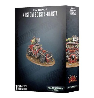 Kustom Boosta-blasta Orks - Warhammer 40K - Games Workshop