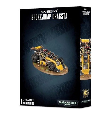 Shokkjump Dragsta Orks - Warhammer 40K - Games Workshop