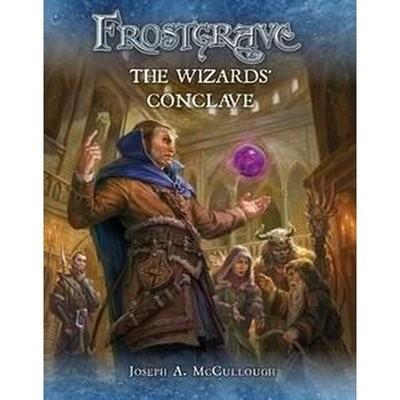 Frostgrave: The Wizard's Conclave (Book) - Frostgrave Erweiterung (e) - Osprey/Northstar