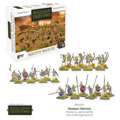 Skeleton Warriors - Warlord Games
