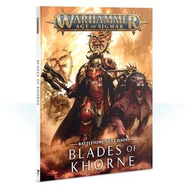 Battletome: Blades of Khorne (Englisch) - Warhammer Age of Sigmar - Games Workshop