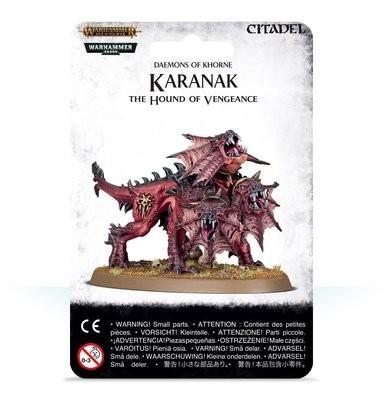Karanak, die Bestie der Vergeltung Khorne - Warhammer Age of Sigmar - Games Workshop