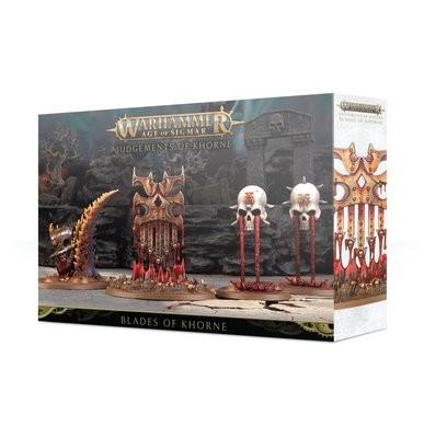 Richtsprüche des Khorne Judgements of Khorne - Warhammer Age of Sigmar - Games Workshop