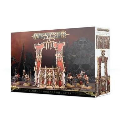 Skull Altar Khorne - Warhammer Age of Sigmar - Games Workshop