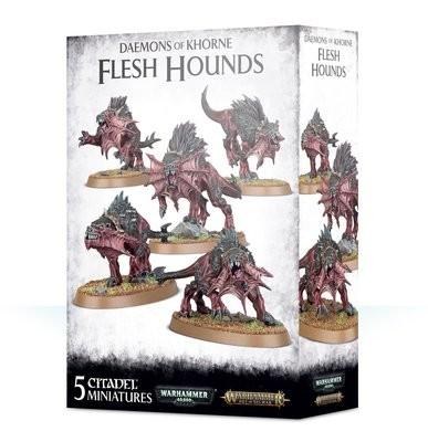 Flesh Hounds Khorne - Warhammer Age of Sigmar - Games Workshop