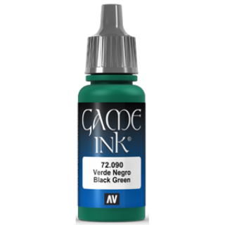 Verde Green - Game Color Ink - Vallejo