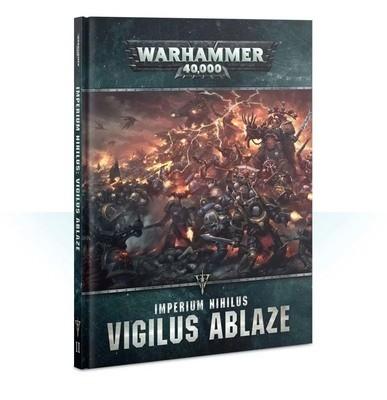 Imperium Nihilus: Vigilus Ablaze (Englisch) - Warhammer 40.000 - Games Workshop