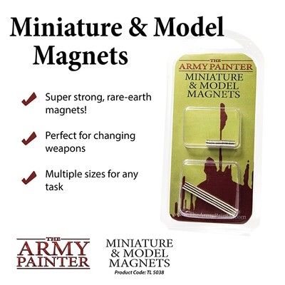 Miniature & Model Magnets Magnete - Army Painter
