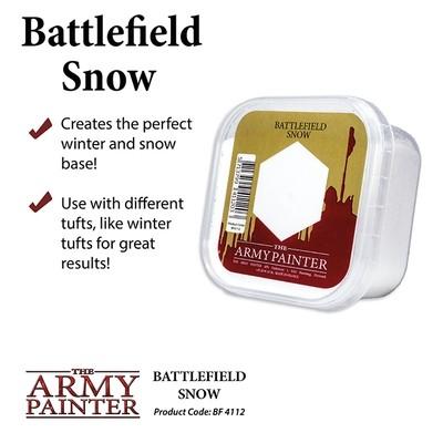 Battlefield Basing: Snow - Army Painter