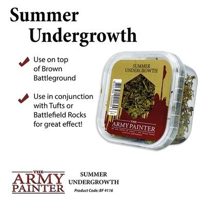 Basing: Summer Undergrowth - Army Painter