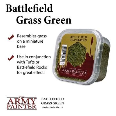 Battlefields: Grass Green - Army Painter