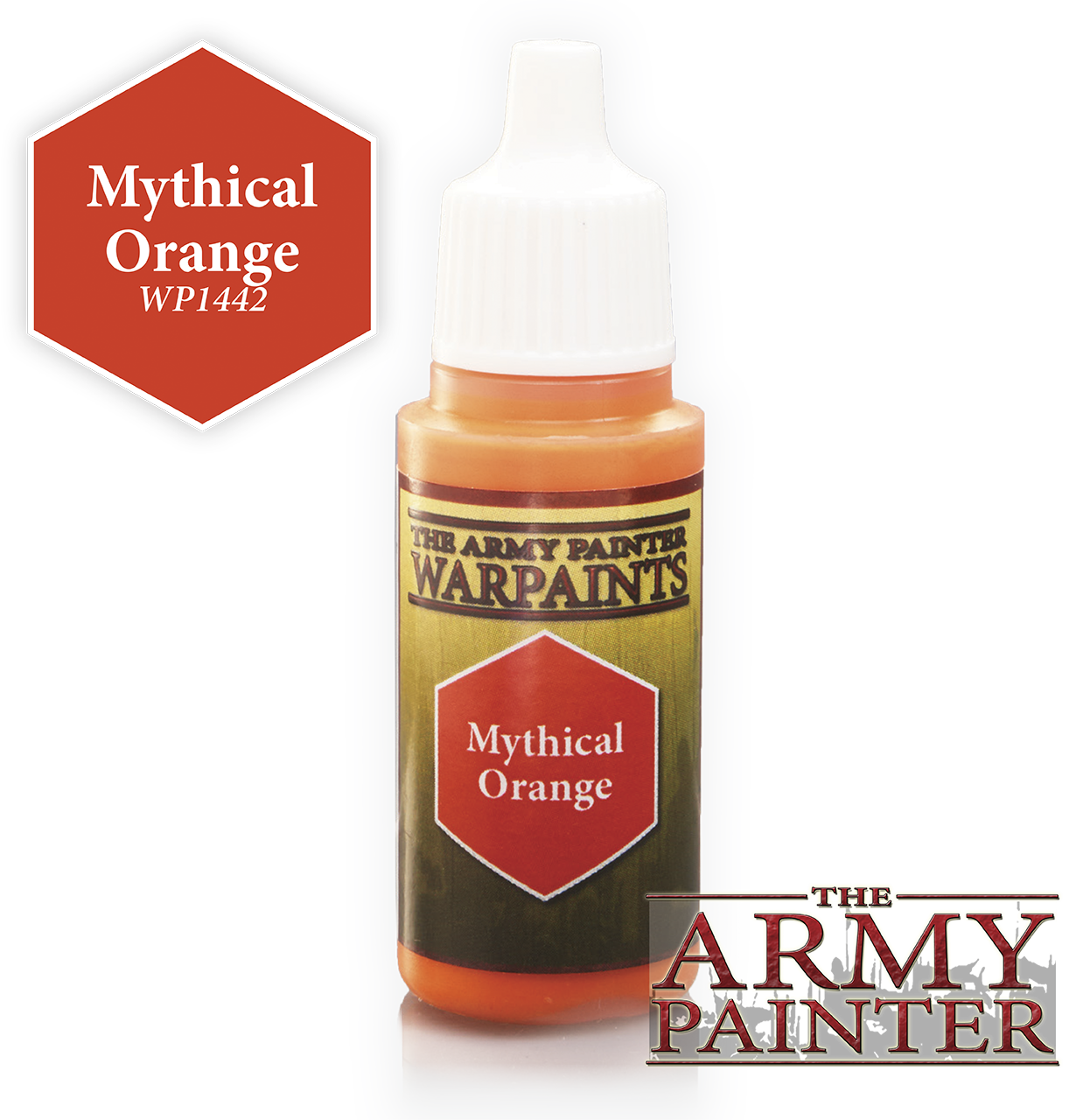 Mythical Orange - Army Painter Warpaints