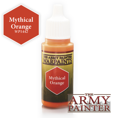Mythical Orange - Army Painter Warpaints