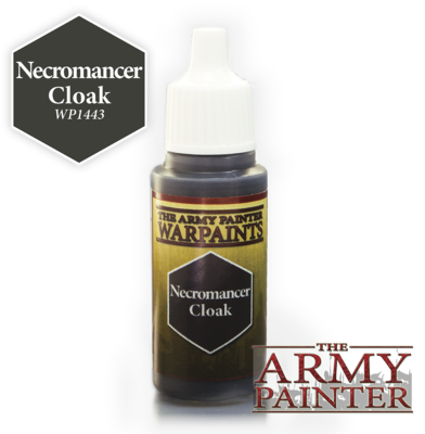 Necromancer Cloak - Army Painter Warpaints