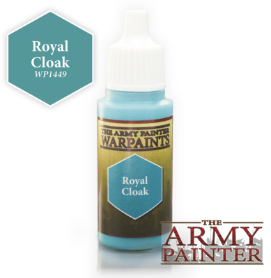 Royal Cloak - Army Painter Warpaints