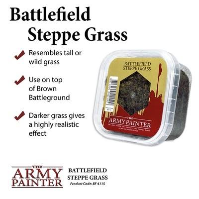 Battlefields: Steppe Grass - Army Painter