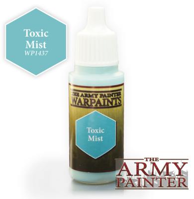 Toxic Mist - Army Painter Warpaints