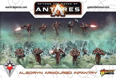 Algoryn Armoured Infantry - Beyond The Gates Of Antares
