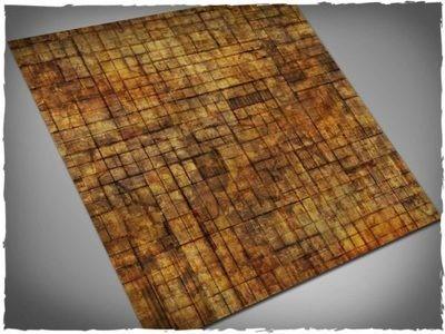 Underhive - Mousepad Mat - 3x3 - Deep Cut Studio