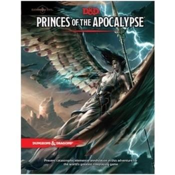 Dungeons & Dragons Elemental Evil: Fürsten der Apokalypse - DE