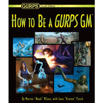 How to be a GURPS GM - English