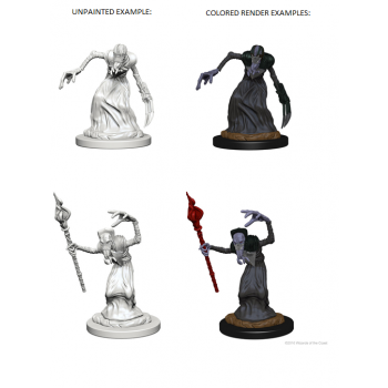 D&D Nolzur's Marvelous Miniatures - Mind Flayers