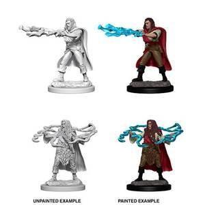 D&D Nolzur's Marvelous Miniatures - Human Male Sorcerer