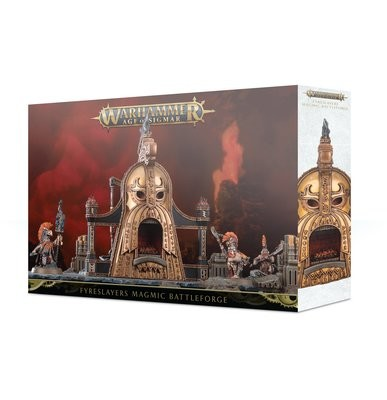 Magmic Battleforge Fyreslayers - Warhammer Age of Sigmar - Games Workshop