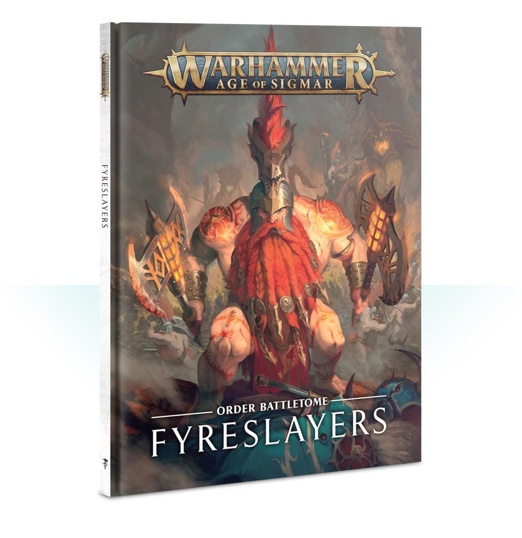 Battletome: Fyreslayers (Hardback) (Englisch) - Warhammer Age of Sigmar - Games Workshop