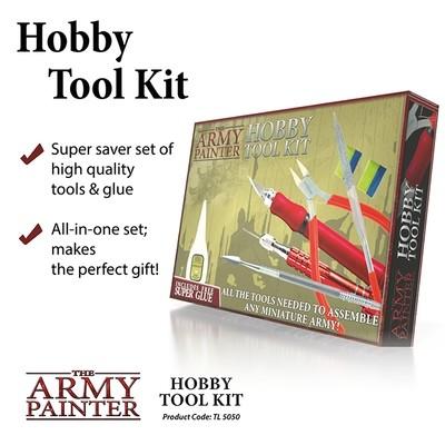 Wargamers Hobby Tool Kit (box)  - Army Painter Tools