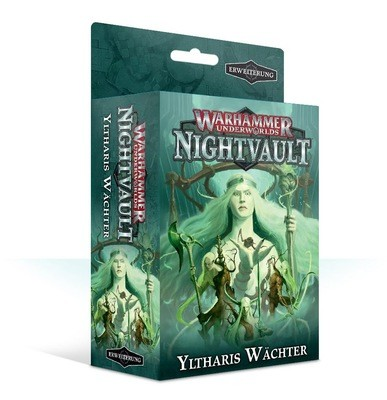 Warhammer Underworlds: Nightvault – Ylthari's Guardians (Englisch) - Games Workshop