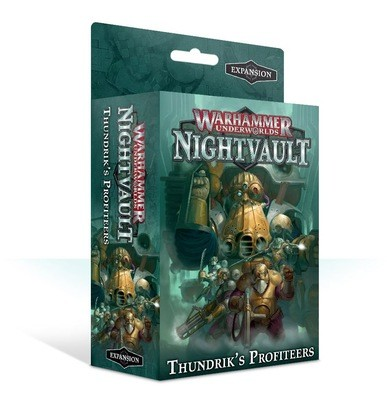 Kharadron Overlords: Thundriks Profitjäger (Deutsch) - Games Workshop