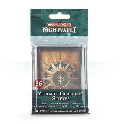Kartenhüllen für Yltharis Wächter Sleeves - Games Workshop