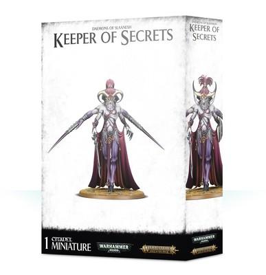 Keeper of Secrets - DAEMONS OF SLAANESH - Warhammer Age of Sigmar - Games Workshop