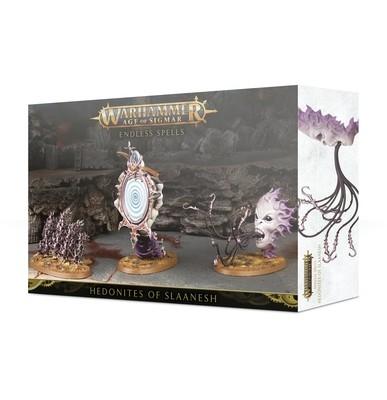 Endloszauber der Hedonites of Slaanesh Endless Spells - DAEMONS OF SLAANESH - Warhammer Age of Sigmar - Games Workshop