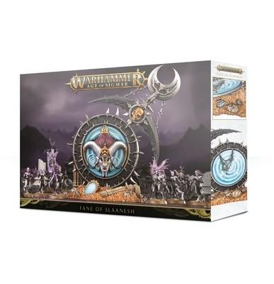 Fane of Slaanesh - DAEMONS OF SLAANESH - Warhammer Age of Sigmar - Games Workshop