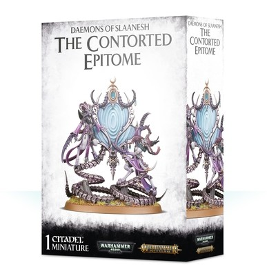 Die Contorted Epitome - DAEMONS OF SLAANESH - Warhammer Age of Sigmar - Games Workshop
