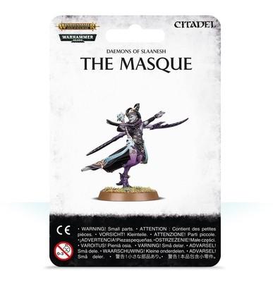 Die Masque - DAEMONS OF SLAANESH - Warhammer Age of Sigmar - Games Workshop