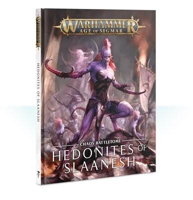 Battletome: Hedonites of Slaanesh (Hardcover) English - DAEMONS OF SLAANESH - Warhammer Age of Sigmar - Games Workshop