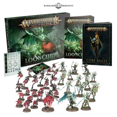 Wahnfluch Looncurse (Deutsch) - Gloomspite Gitz - Warhammer Age of Sigmar - Games Workshop