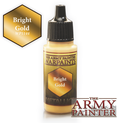 Bright Gold - Army Painter Warpaints