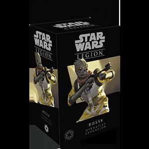 Star Wars Legion: Bossk Operative Expansion - DEU/ITA - Fantasy Flight Games