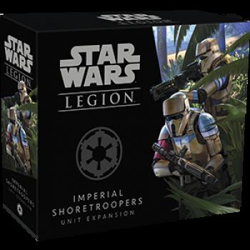 Star Wars Legion: Imperial Shoretroopers Strandtruppen - DE - Fantasy Flight Games
