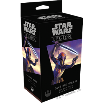Star Wars Legion: Sabine Wren Operative Expansion - DEU/ITA - Fantasy Flight Games