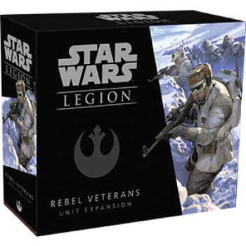 Star Wars Legion: Rebel Veterans Unit Expansion Rebellenveteranen - DEU/ITA - Fantasy Flight Games