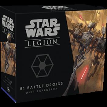 Star Wars Legion: B1 Battle Droids Kampfdroiden Expansion - DE - Fantasy Flight Games