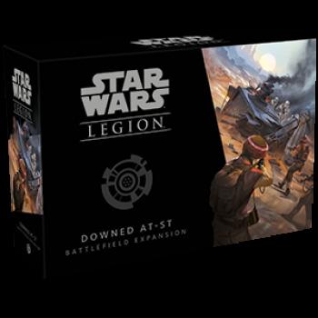 Star Wars Legion: Downed Zerstörter AT-ST Battlefield Expansion - DE - Fantasy Flight Games